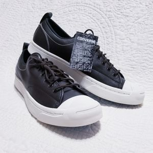 Converse Jack Purcell Leather Lunarlon Sneakers